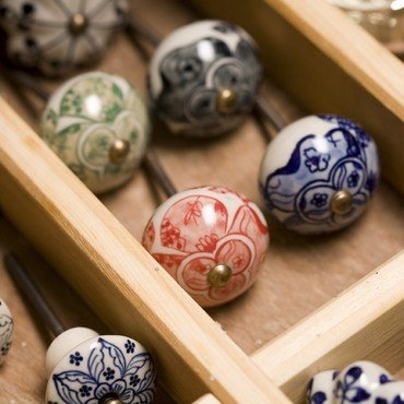 Ceramic Cabinet Knob - Nungwi save 35%