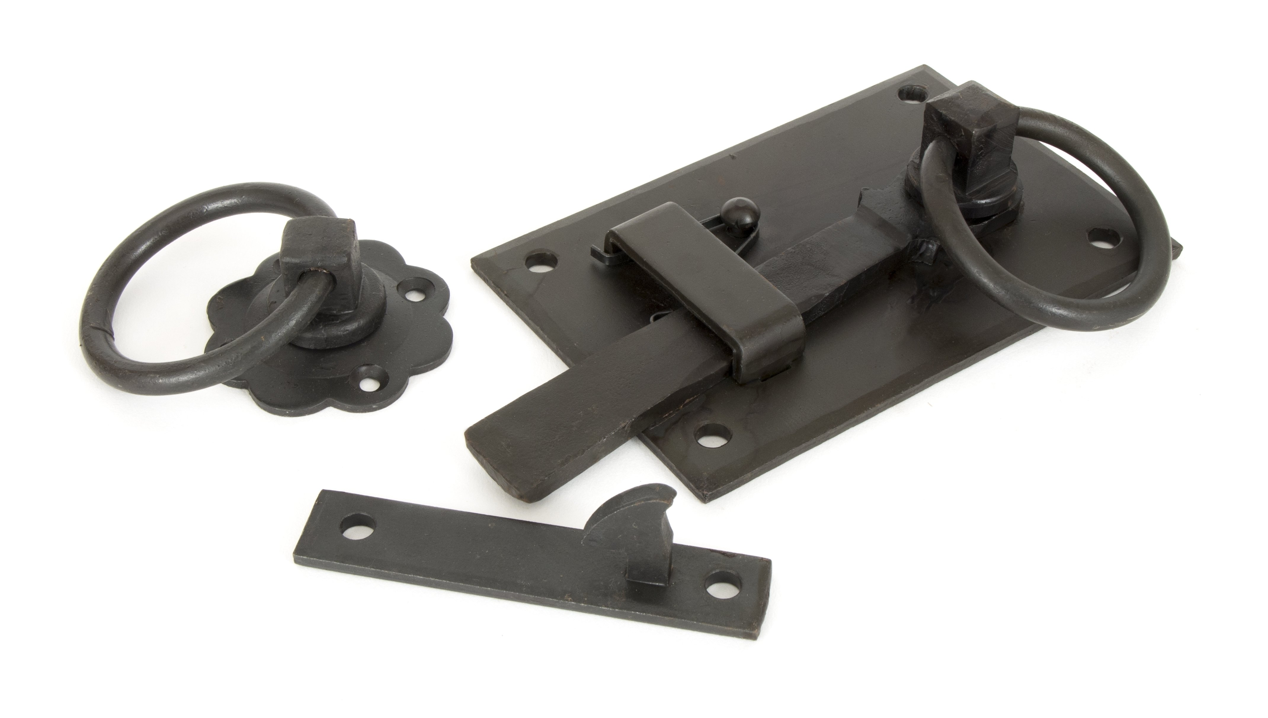 Beeswax Cottage Latch - RH