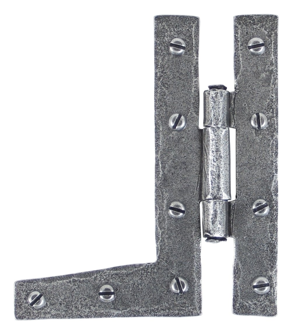 Pewter 3 1/4'' HL Hinge (pair)
