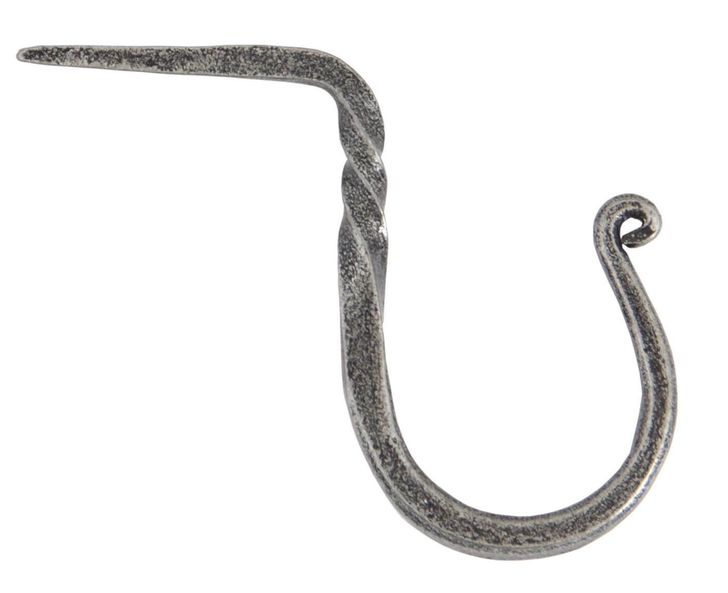 Pewter Cup Hook - Small