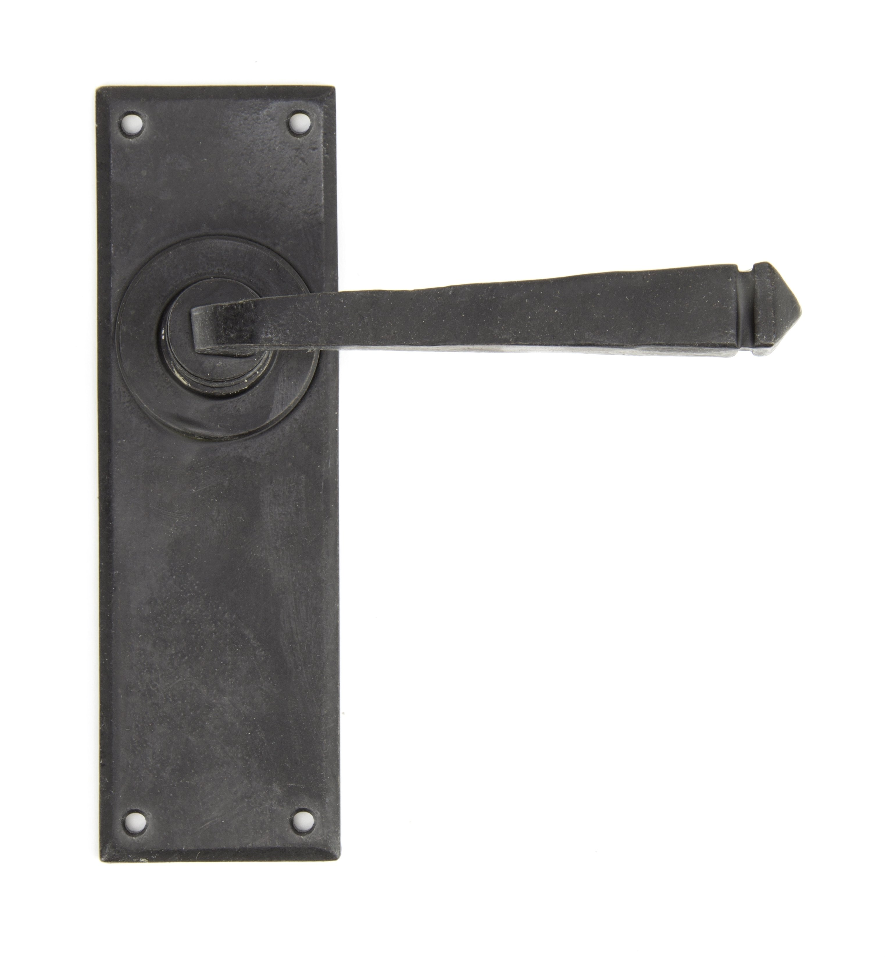 External Beeswax Avon Lever Latch Set
