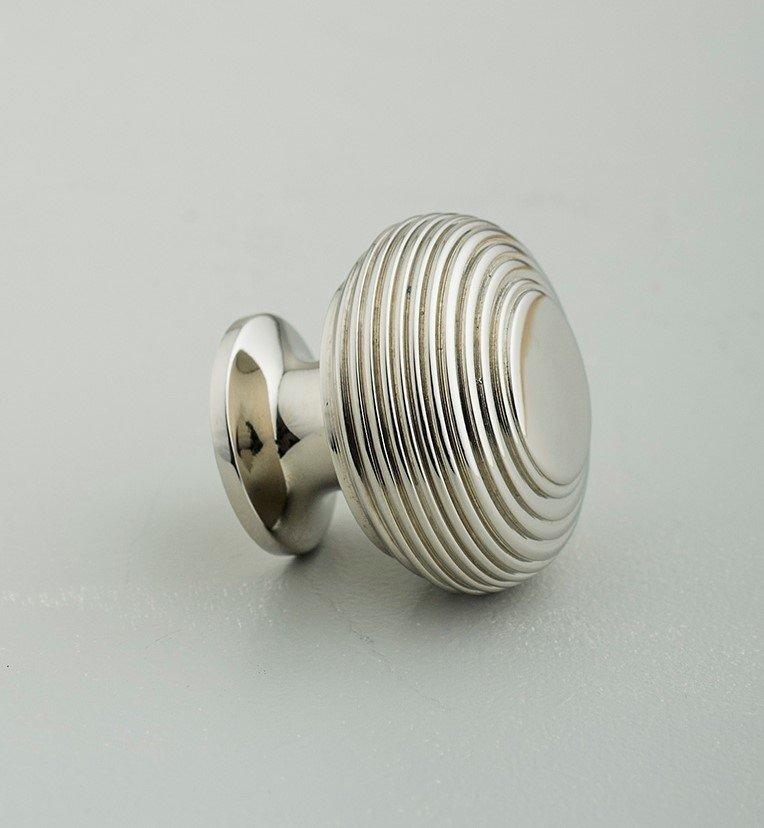 Beehive Large Cabinet Knob - Nickel save 20%