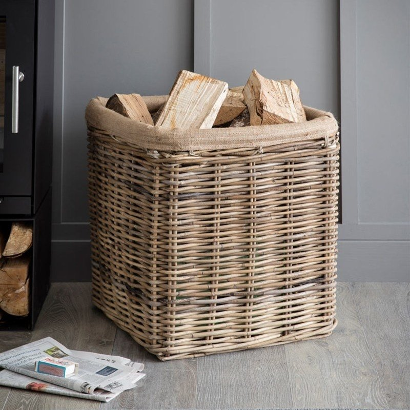 Bembridge Rattan Basket