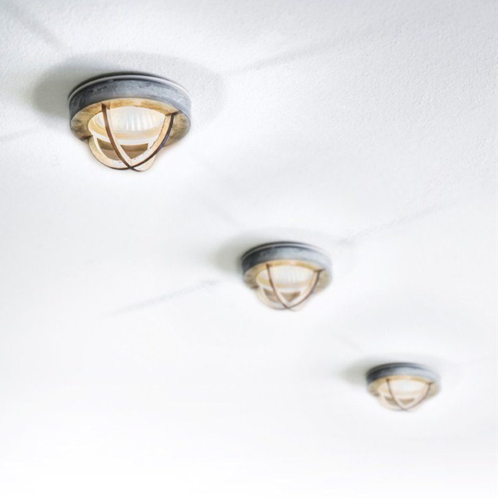 St Ives Galvanised Chamonix Light SAVE 15%