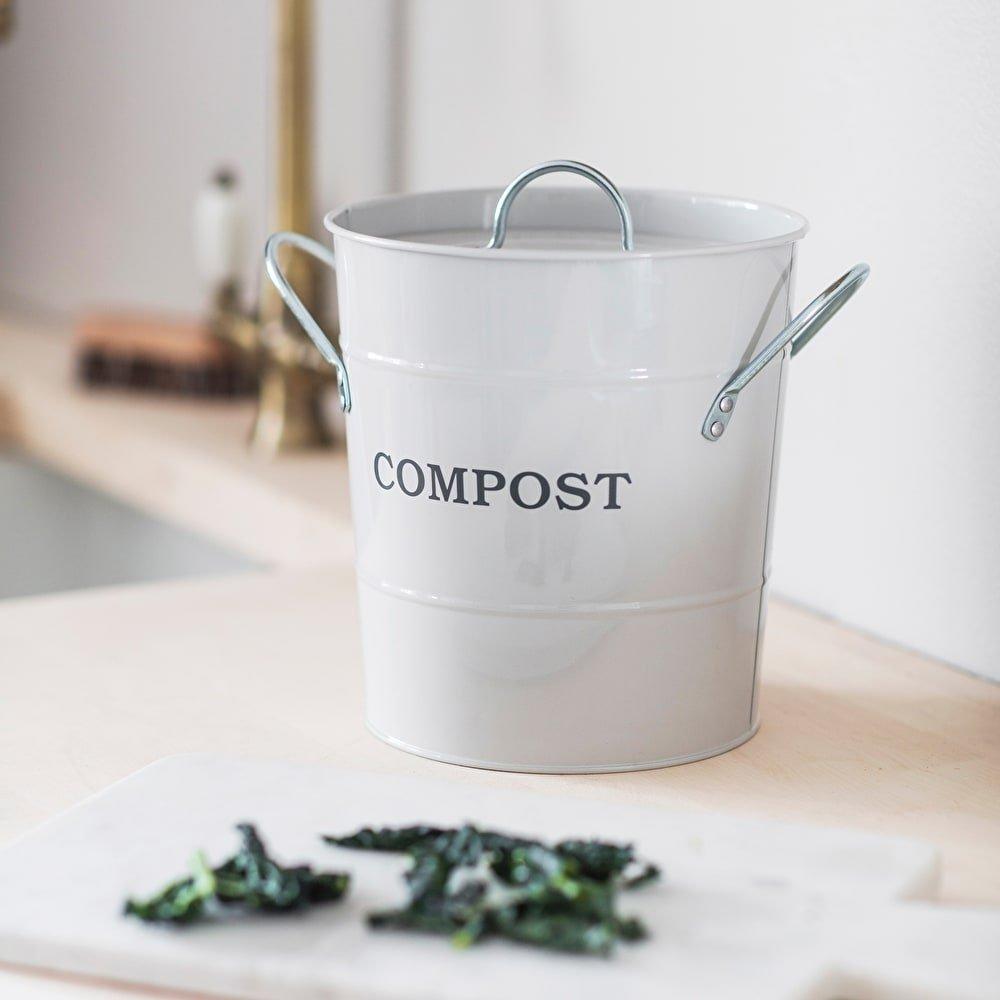 Compost Bin - Chalk