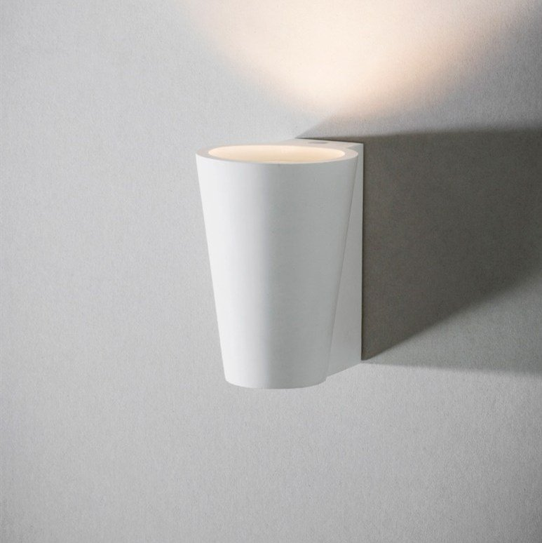 Plaster Wall Light - ONLY ONE REMAINING