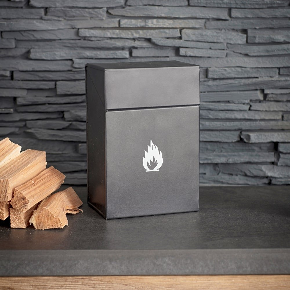 Firelighter Box - Carbon