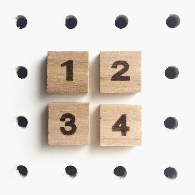 Pegboard Numbers