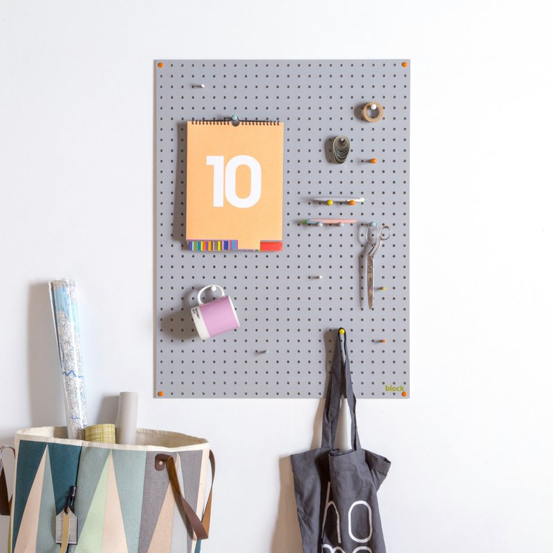 Pegboard - Grey SAVE 30%