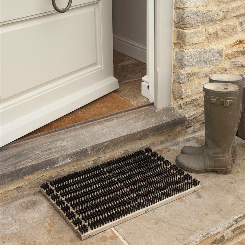 Slatted Door Mat
