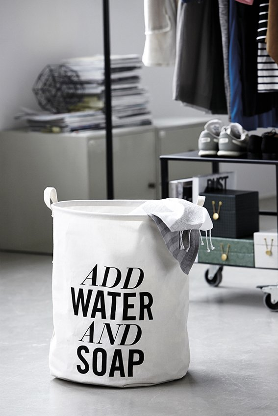 Laundry Bag - Add Water And Soap save 25%