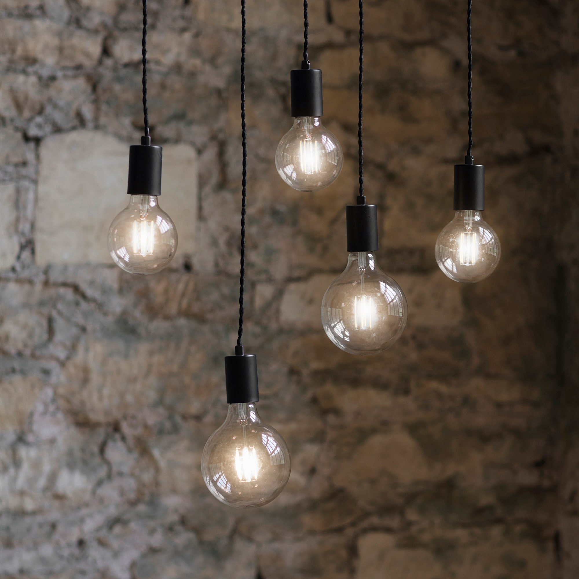 City 5 Pendant Light - save 15%