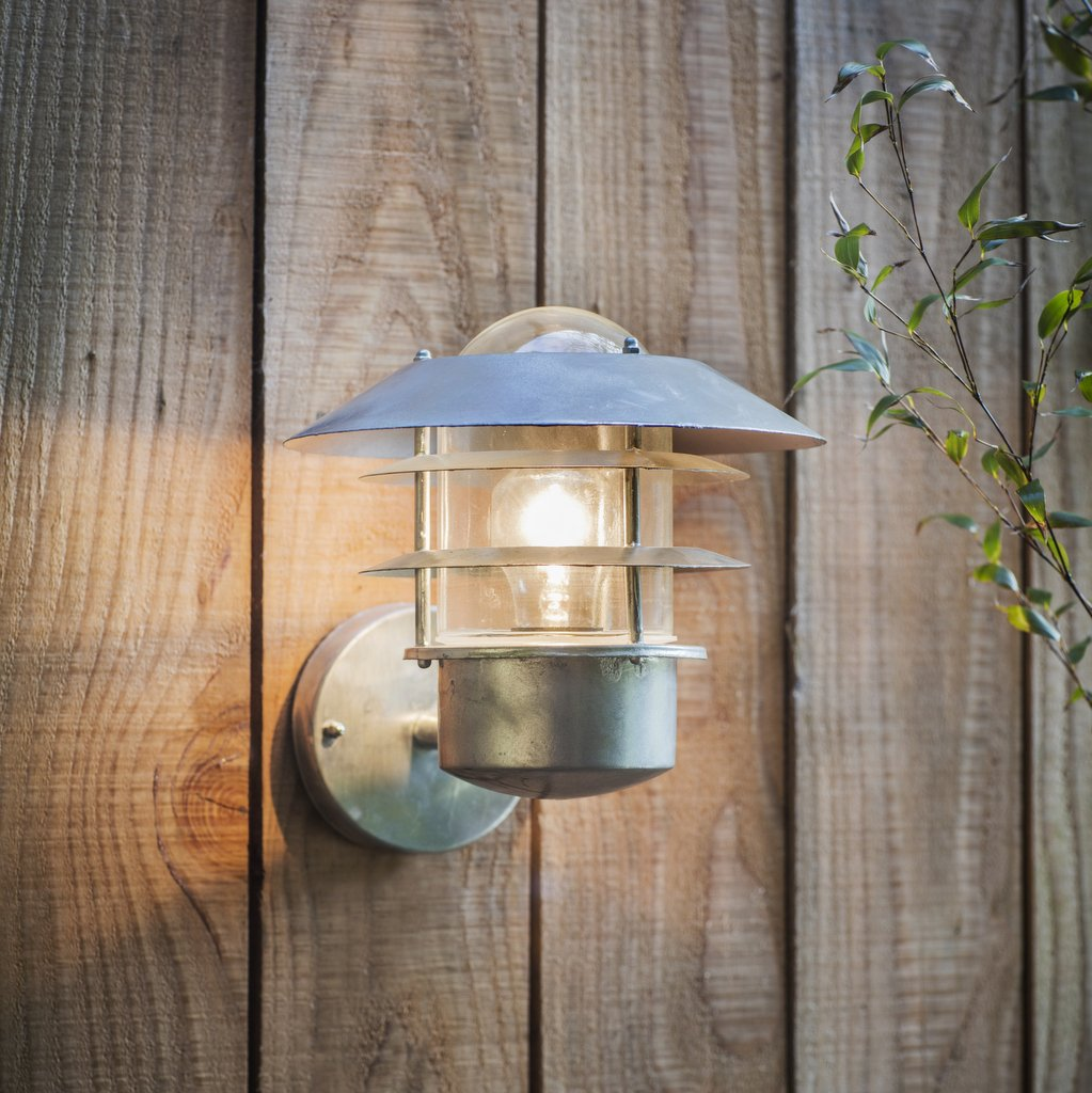 St Ives Galvanised Strand Light - SAVE 15%