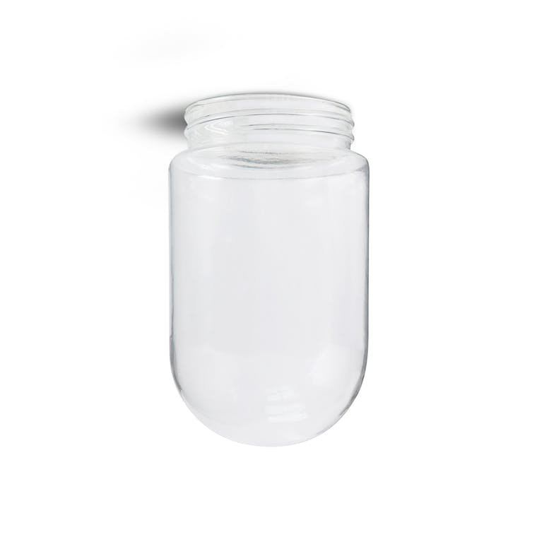 St Ives Swan Neck Light Replacement Glass