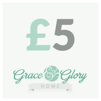 Gift Voucher 1 - £5