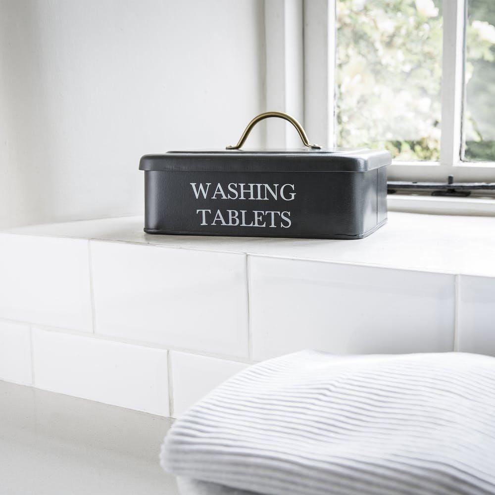 Washing Tablet Box - Carbon