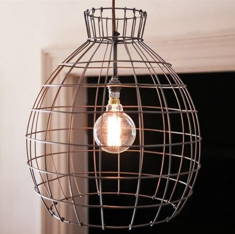Wire Pendant Light - save 40%
