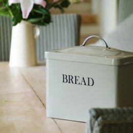 Bread Bin - Clay