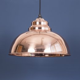 The Harborne Pendant - Copper