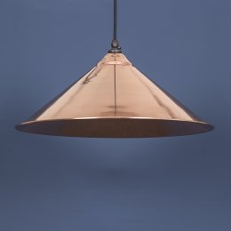 The Yardley Pendant - Copper