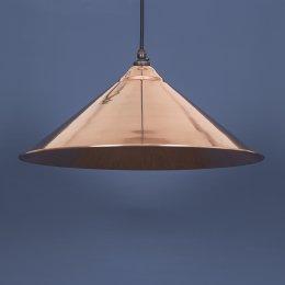 The Yardley Pendant - Copper