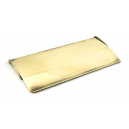 Period Letterplate Cover (Small) - Aged Brass
