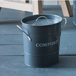 Compost Bin - Charcoal