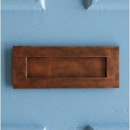 Original Style Letterplate - Autumn Bronze