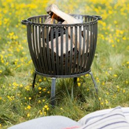 Fire Pit - Industrial Style Large