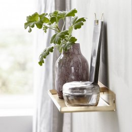 Brass Shelf