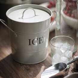 Ice Bucket - Chalk
