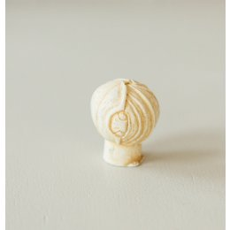 Lotus Bud Cabinet Knob from Turnstyle (Box of 6) - Ochre save 80%