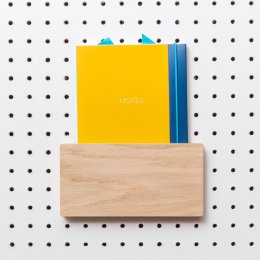 Pegboard Letter Holder - save 30%