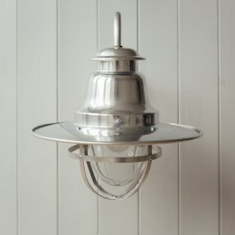 Quayside Wall Mounted Light - Aluminium