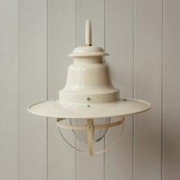 Quayside Wall Mounted Light - Cream save 50%