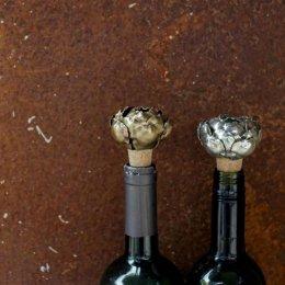 Bottle Stopper - Flower save 30%