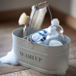 Wash Up Tidy - Chalk
