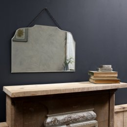 Vintage Wall Mirror - Rectangular