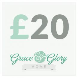 Gift Voucher 3 - £20