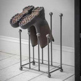 Steel Welly Rack - save 15%