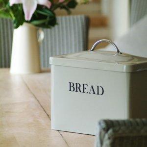 Bread Bin - Clay save 20%