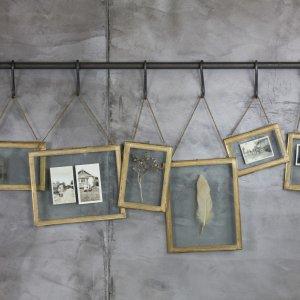 Etched Brass Frames