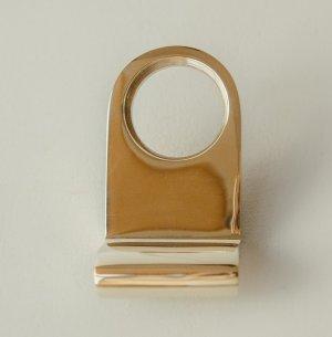 Cylinder Pull - Brass