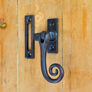 Forged Monkey Tail Casement Window Fastener