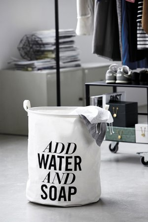 Laundry Bag - Add Water And Soap