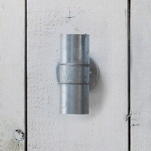 St Ives Galvanised Up and Down Light SAVE 15%