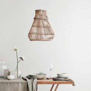 Zamba Bamboo Pendant Light Shade