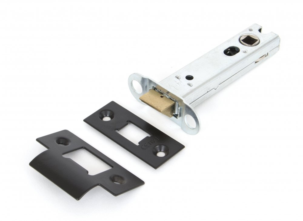 Black 4'' Heavy Duty Latch image