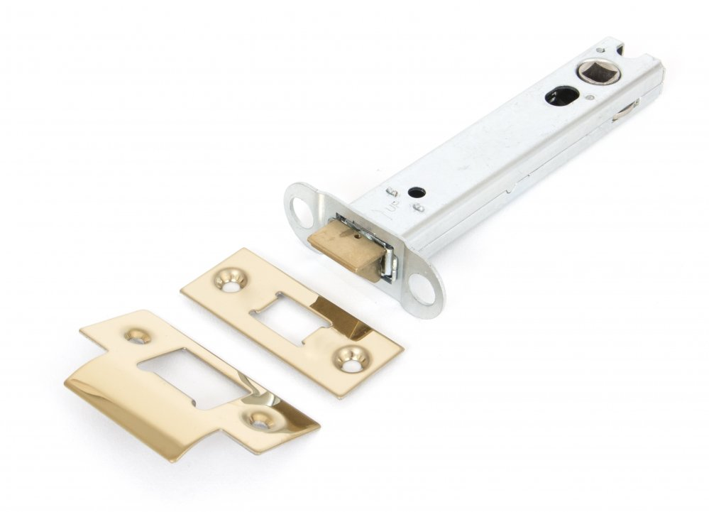 Brass 5'' Heavy Duty Latch image