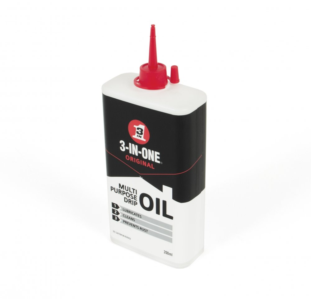 3-in-One Oil image